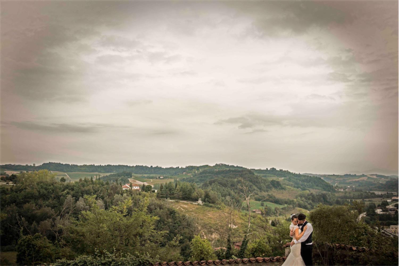 Paolo Mantovan Fotografo Matrimonio Orbassano Liguria Montagna Mare Piemonte Torino Cinque Sposi Terre-126 Shooting Sposi Tramonto Colline