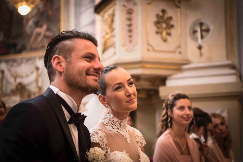 Paolo Mantovan Fotografo Matrimonio Orbassano Liguria Montagna Mare Piemonte Torino Cinque Sposi Terre-50 Chiesa Sorrisi