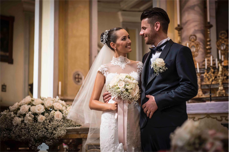 Paolo Mantovan Fotografo Matrimonio Orbassano Liguria Montagna Mare Piemonte Torino Cinque Sposi Terre-78 Sposi Chiesa