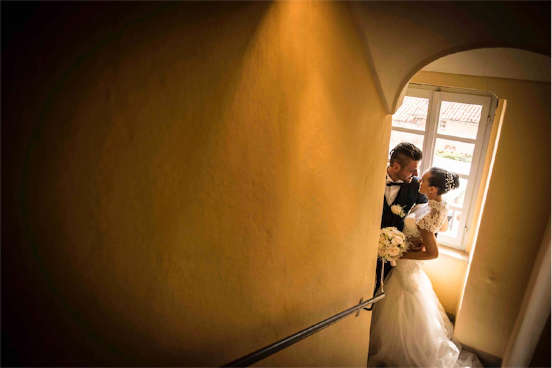 Paolo Mantovan Fotografo Matrimonio Orbassano Liguria Montagna Mare Piemonte Torino Cinque Sposi Terre-99 Hotel Bacio Sposi
