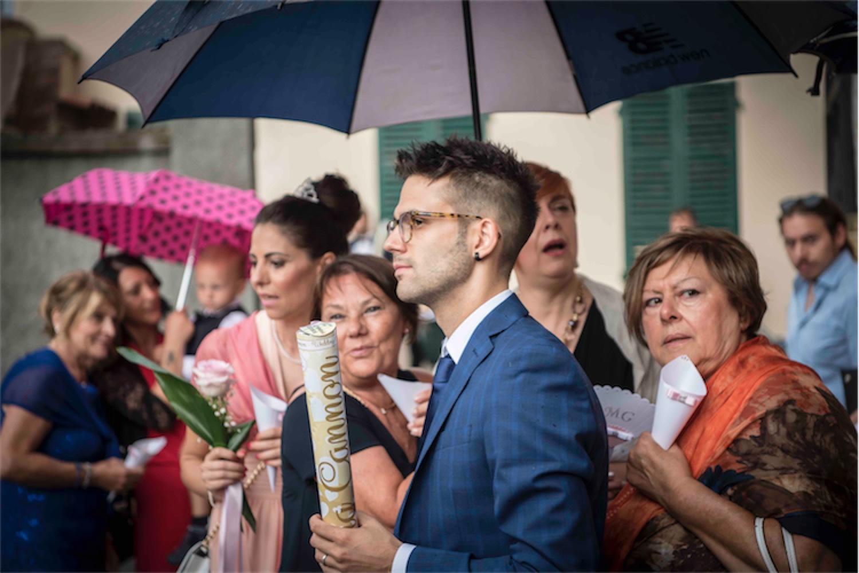 Paolo Mantovan Fotografo Matrimonio Orbassano Liguria Montagna Mare Piemonte Torino Cinque Sposi Terre Giula e Marco-110 Invitati Uscita Sposi
