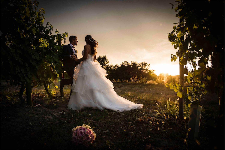 Paolo Mantovan Fotografo Matrimonio Orbassano Liguria Montagna Mare Piemonte Torino Cinque Sposi Terre Giula e Marco-131 Tramonto Vigne Sole Sposi Wedding