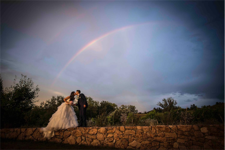 Paolo Mantovan Fotografo Matrimonio Orbassano Liguria Montagna Mare Piemonte Torino Cinque Sposi Terre Giula e Marco-136 Bacio Arcobaleno Sposi Wedding Matrimonio