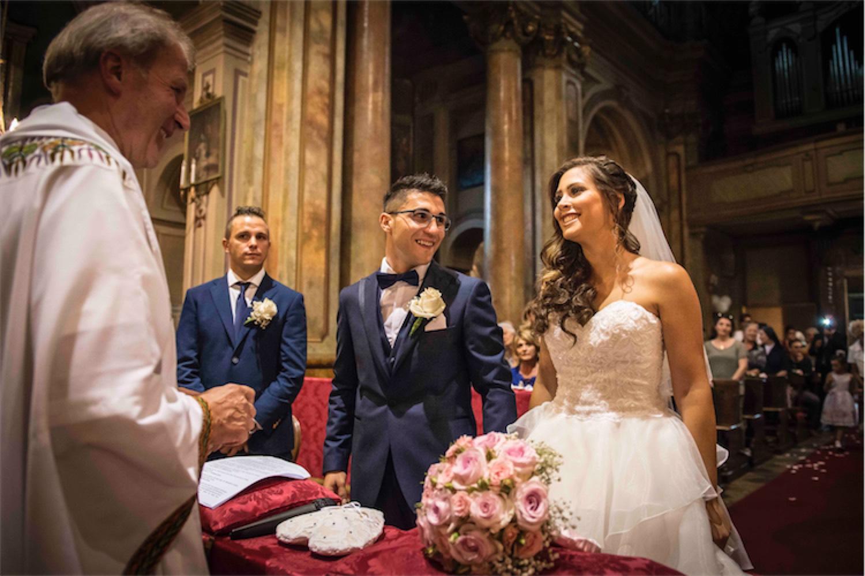 Paolo Mantovan Fotografo Matrimonio Orbassano Liguria Montagna Mare Piemonte Torino Cinque Sposi Terre Giula e Marco-77 Altare Sposi Wedding Emozione Sorrisi