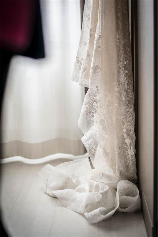 Paolo Mantovan Fotografo Matrimonio Orbassano Liguria Montagna Mare Piemonte Torino Cinque Sposi Terre Giorgia e Davide-13 Abito
