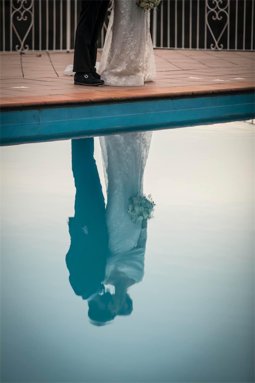 Paolo Mantovan Fotografo Matrimonio Orbassano Liguria Montagna Mare Piemonte Torino Cinque Sposi Terre Giorgia e Davide-146 Piscina