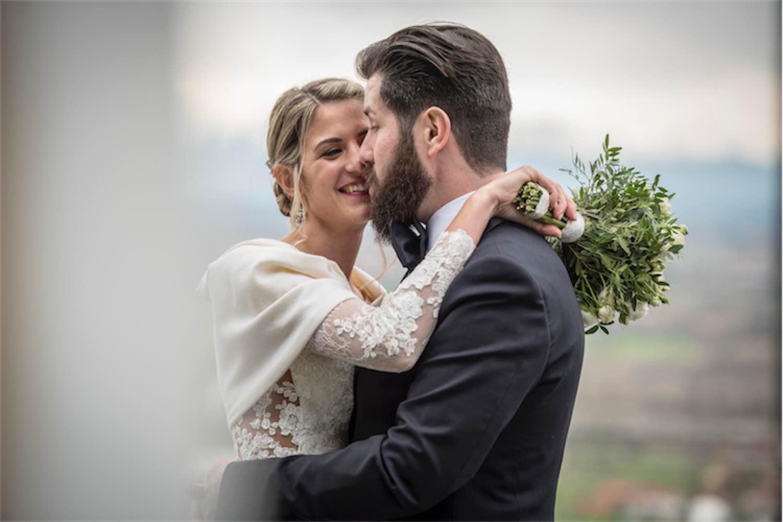 Paolo Mantovan Fotografo Matrimonio Orbassano Liguria Montagna Mare Piemonte Torino Cinque Sposi Terre Giorgia e Davide-153 Baci Bouquet