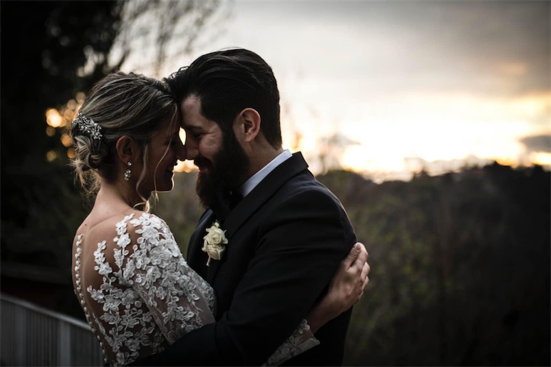 Paolo Mantovan Fotografo Matrimonio Orbassano Liguria Montagna Mare Piemonte Torino Cinque Sposi Terre Giorgia e Davide-154 Tramonto Coccole