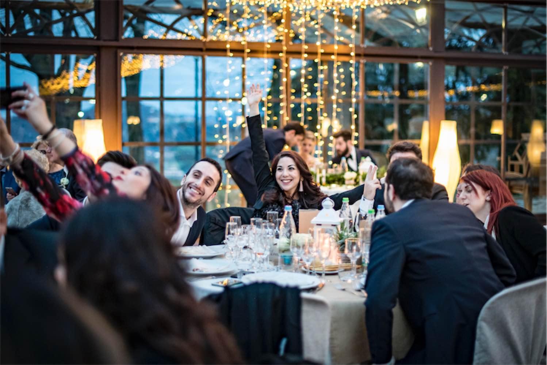 Paolo Mantovan Fotografo Matrimonio Orbassano Liguria Montagna Mare Piemonte Torino Cinque Sposi Terre Giorgia e Davide-174 Selfie Invitati