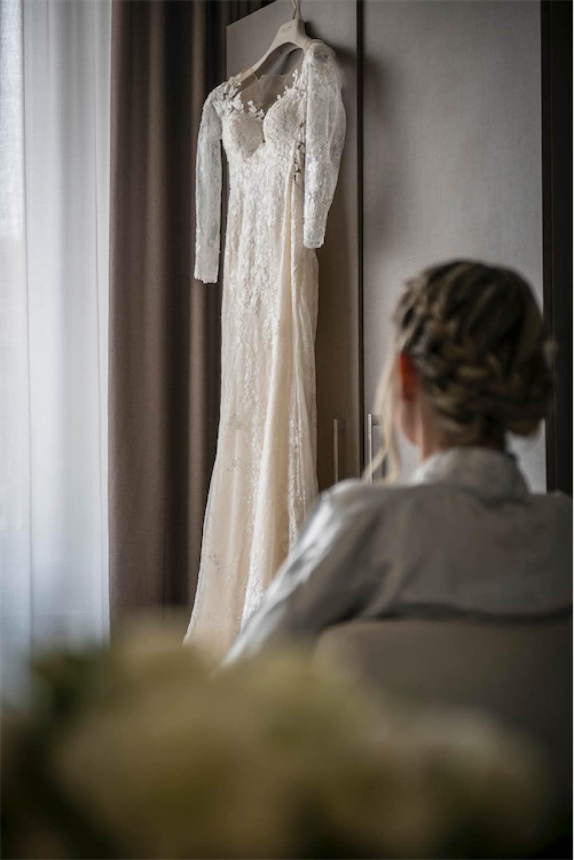Paolo Mantovan Fotografo Matrimonio Orbassano Liguria Montagna Mare Piemonte Torino Cinque Sposi Terre Giorgia e Davide-18 Abito Nicole