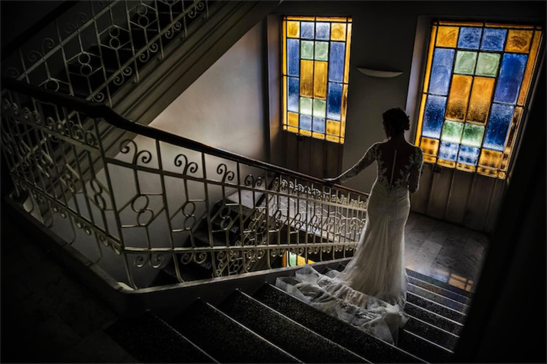 Paolo Mantovan Fotografo Matrimonio Orbassano Liguria Montagna Mare Piemonte Torino Cinque Sposi Terre Giorgia e Davide-39 Uscita sposa