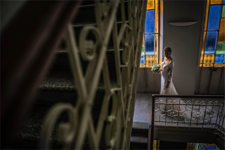 Paolo Mantovan Fotografo Matrimonio Orbassano Liguria Montagna Mare Piemonte Torino Cinque Sposi Terre Giorgia e Davide-40 Uscita sposa