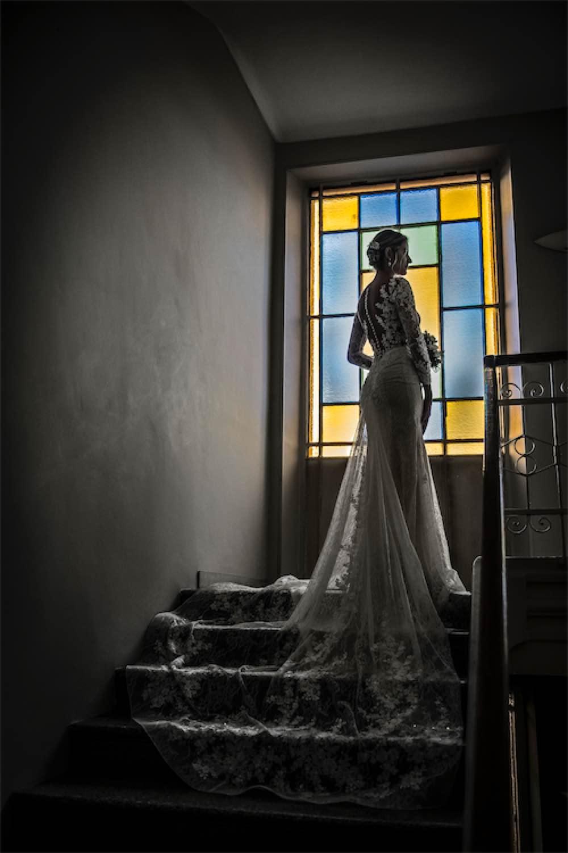 Paolo Mantovan Fotografo Matrimonio Orbassano Liguria Montagna Mare Piemonte Torino Cinque Sposi Terre Giorgia e Davide-42 Uscita sposa
